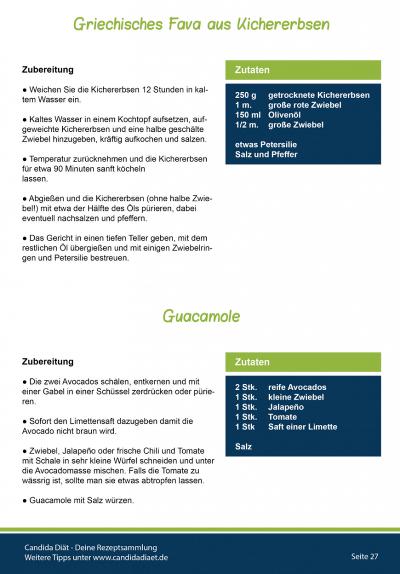 Candida Diat Anti Pilz Online Programm In 4 Wochen